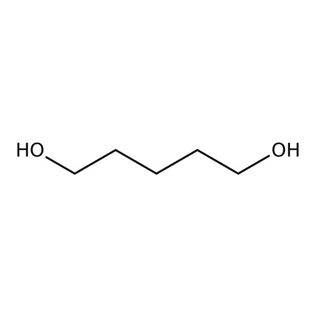 1,5-Pentanediol, 98%, ACROS Organics™ 500g; Glass bottle 1,5-Pentanediol, 98%, ACROS Organics™