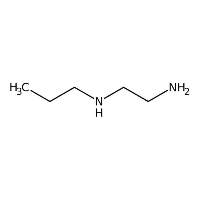 N-Propylethylenediamine, 99%, ACROS Organics™