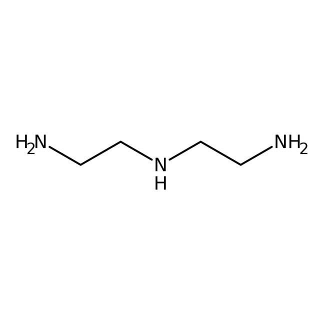 Diethylenetriamine, 98+%, ACROS Organics™