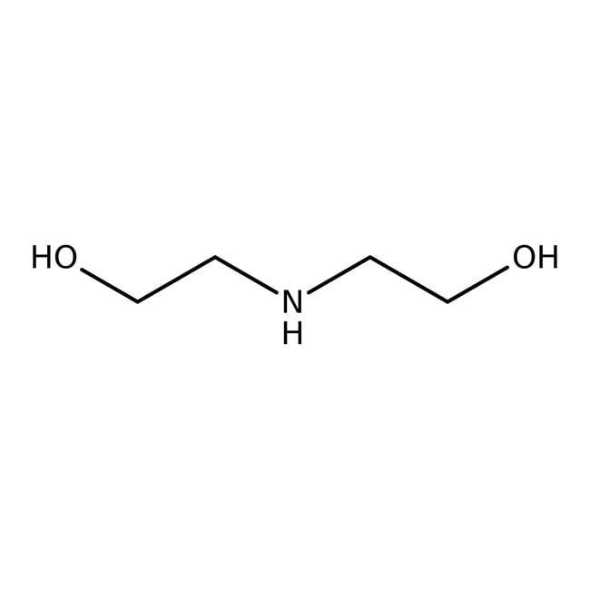 Diethanolamine, 99%, ACROS Organics™