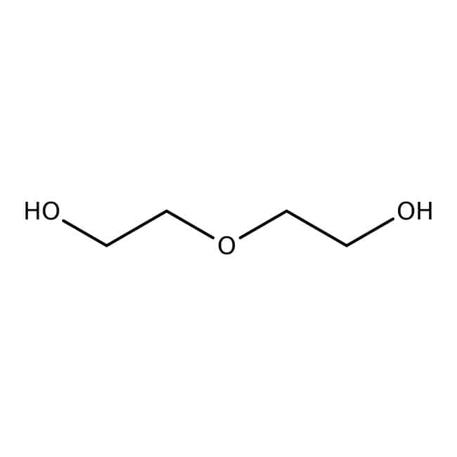Diethylenglycol, 99 %, Acros Organics™: Ethers Organooxygen compounds