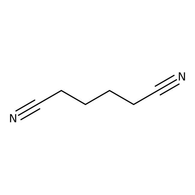 1,4-Dicyanobutane, 99%, ACROS Organics™ 100mL; Glass bottle 1,4-Dicyanobutane, 99%, ACROS Organics™