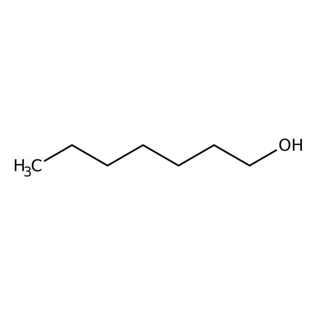 1-Heptanol, 98%, ACROS Organics™ 1L; Glass bottle 1-Heptanol, 98%, ACROS Organics™
