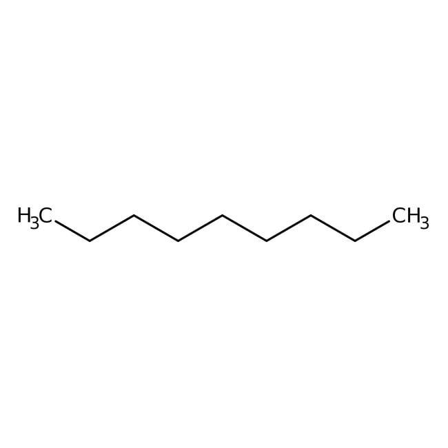 n-Nonane, 99%, pure, ACROS Organics™ 2.5L; Glass bottle n-Nonane, 99%, pure, ACROS Organics™