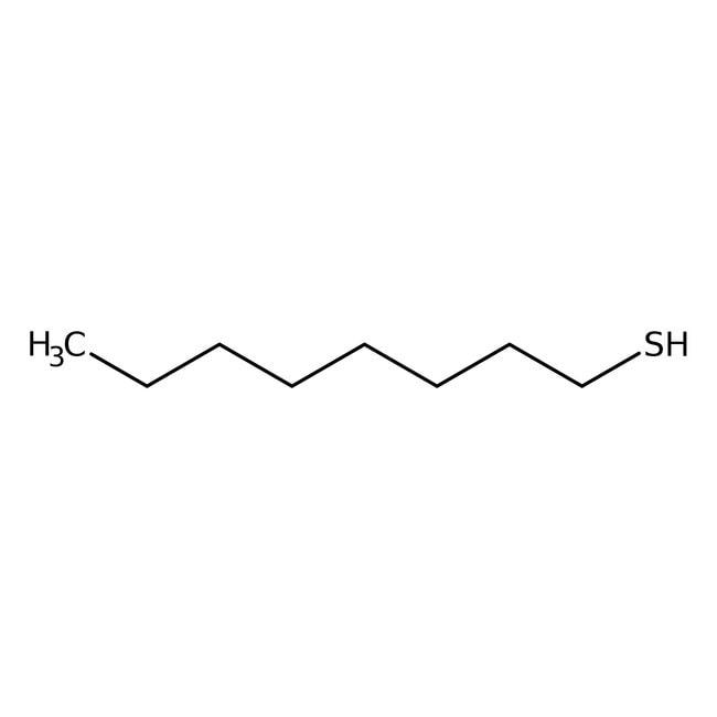 1-Octanethiol, 97%, ACROS Organics™
