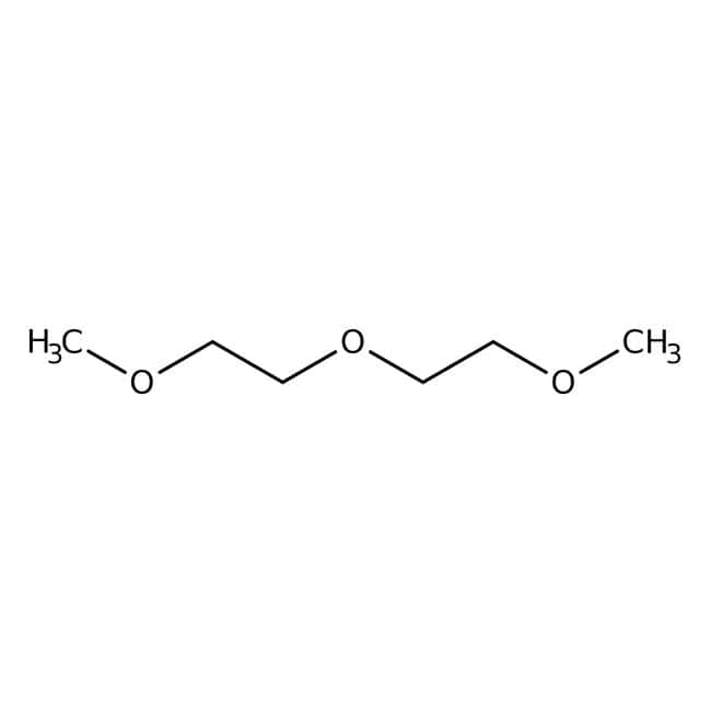Bis(2-methoxyethyl) ether, 99%, extra pure, ACROS Organics™