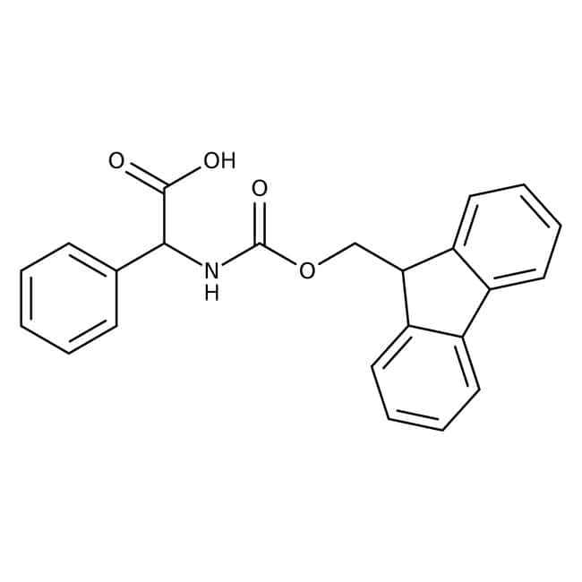 Alfa Aesar™N-Fmoc-D-alpha-phenylglycine, 98% 5g Alfa Aesar™N-Fmoc-D-alpha-phenylglycine, 98%