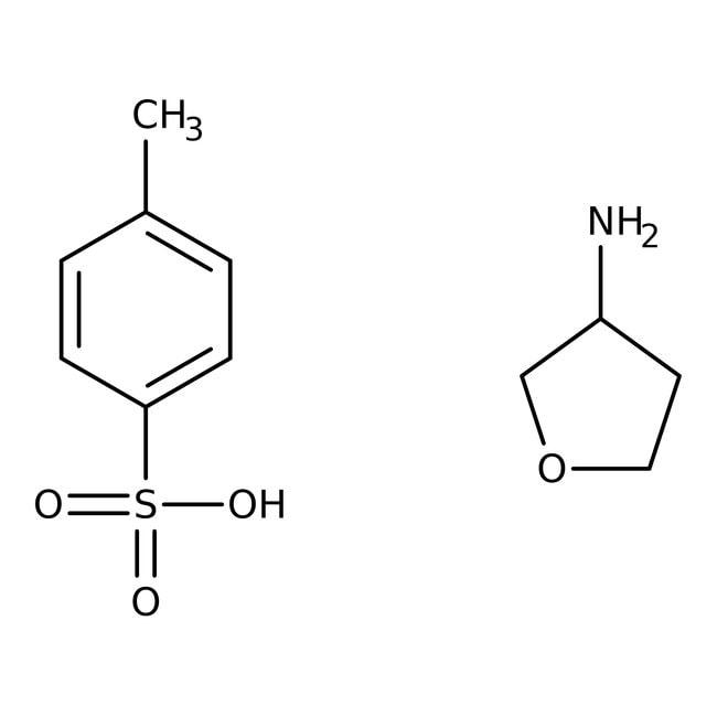 (R)-(+)-3-Aminotetrahydrofuran p-toluenesulfonate salt, 95%, Acros Organics
