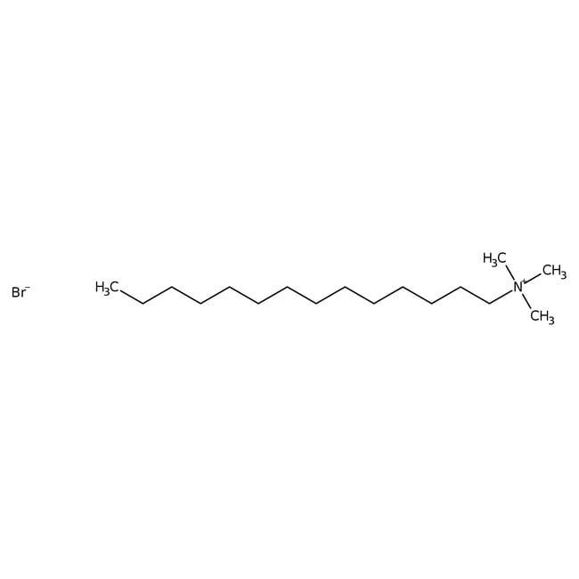 Myristyltrimethylammonium bromide, 99%, ACROS Organics™
