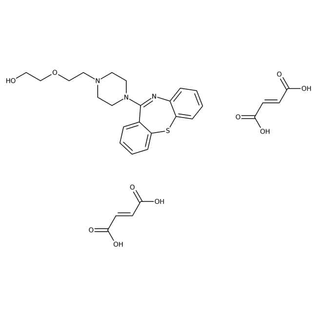Quetiapine Hemifumarate 98.0+%, TCI America™