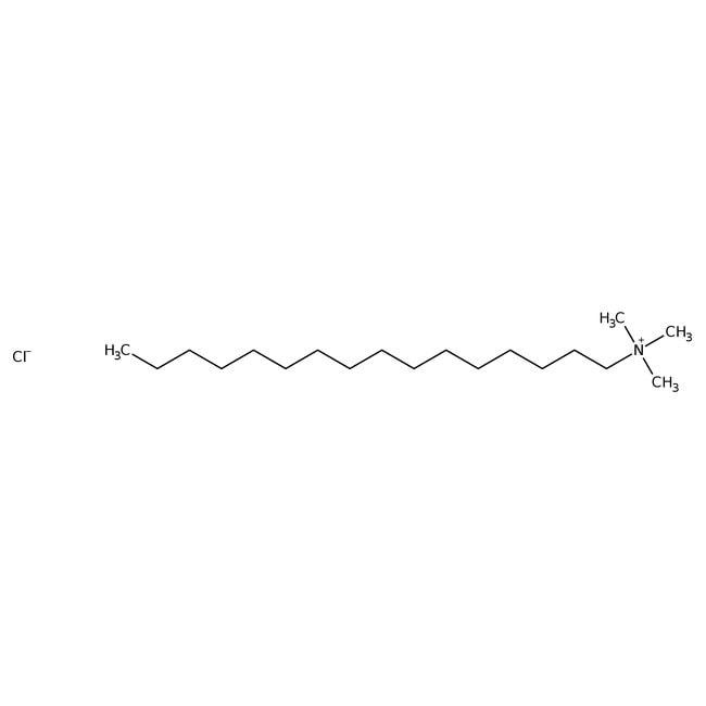 Hexadecyltrimethylammoniumchlorid, 99%, ACROS Organics™ 500g; Kunststoffflasche Hexadecyltrimethylammoniumchlorid, 99%, ACROS Organics™