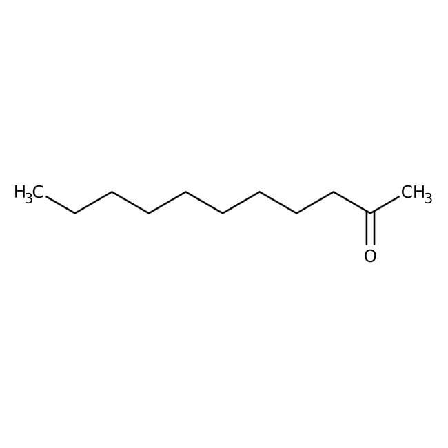2-Undecanone, 98%, Acros Organics™ Glass bottle; 250ml 2-Undecanone, 98%, Acros Organics™