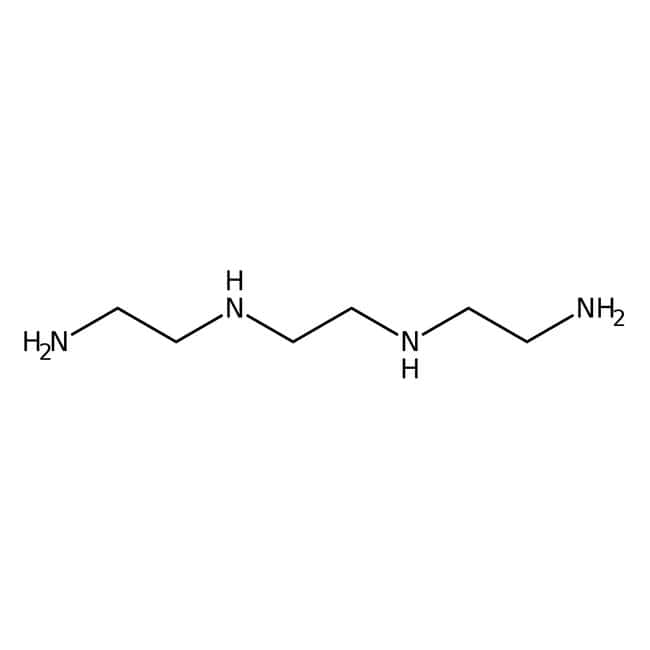Triethylenetetramine, 60%, ACROS Organics™ 2.5kg Triethylenetetramine, 60%, ACROS Organics™