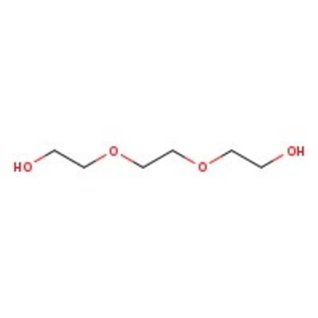Triethylene glycol, 99%, ACROS Organics™ 2.5L; Glass bottle Triethylene glycol, 99%, ACROS Organics™