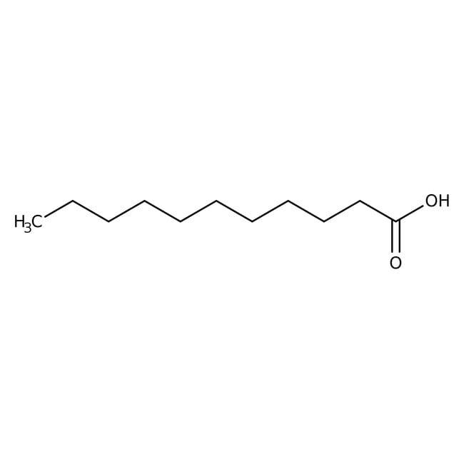 Undecanoic acid, 99%, ACROS Organics