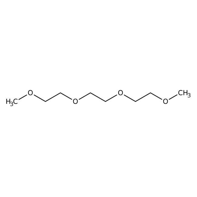 Triethylene glycol dimethyl ether, 99%, stabilized, ACROS Organics