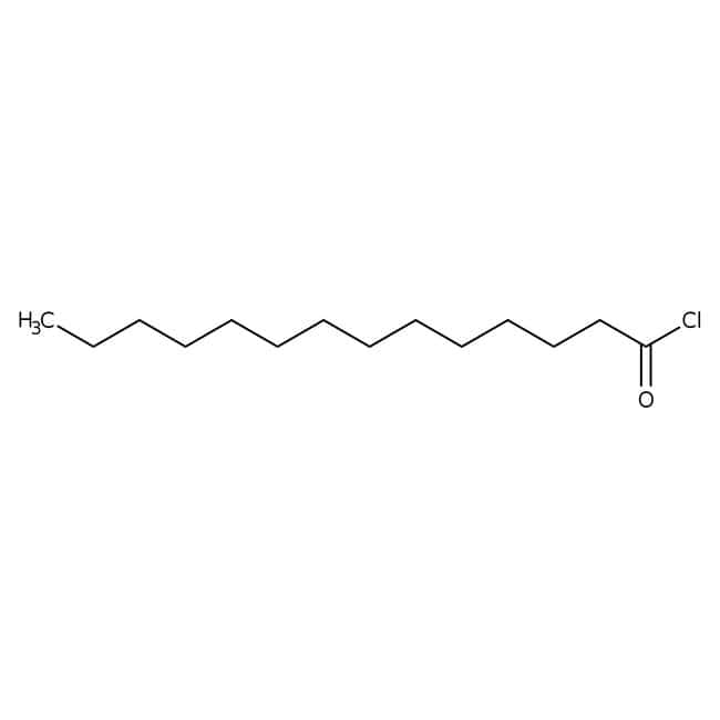 Myristoyl chloride, 97%, ACROS Organics