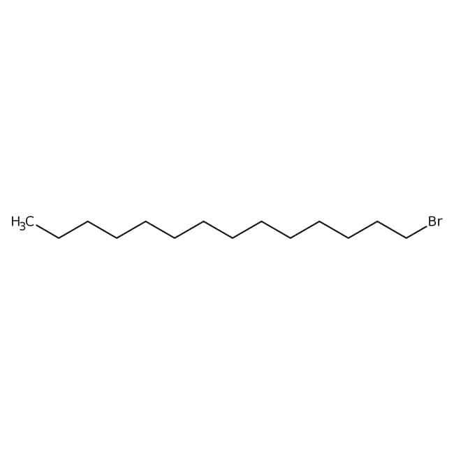 Alfa Aesar™1-Bromotetradecane, 98% 500g Alfa Aesar™1-Bromotetradecane, 98%