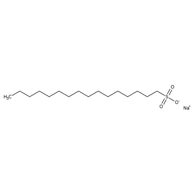 n-Hexadecyl sulfate, sodium salt +98%, ACROS Organics