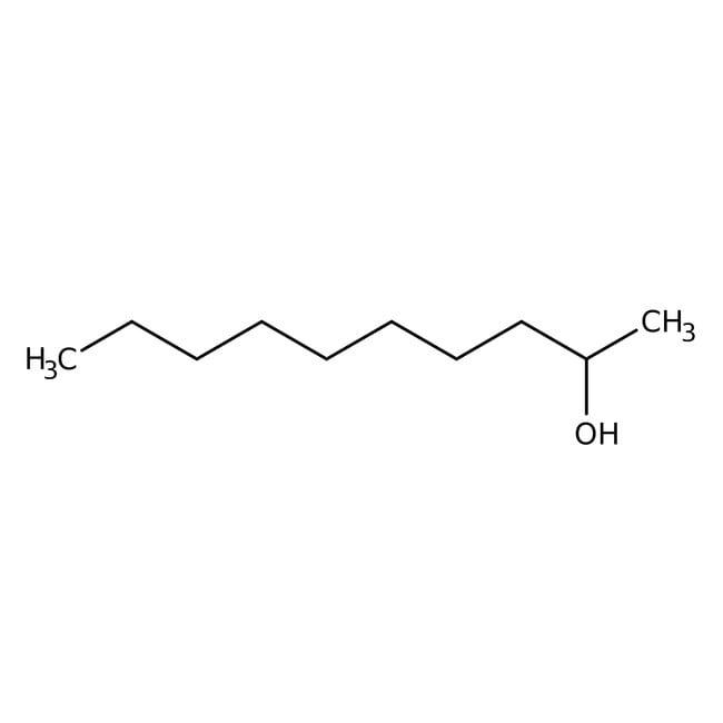 2-Decanol, 98%, ACROS Organics