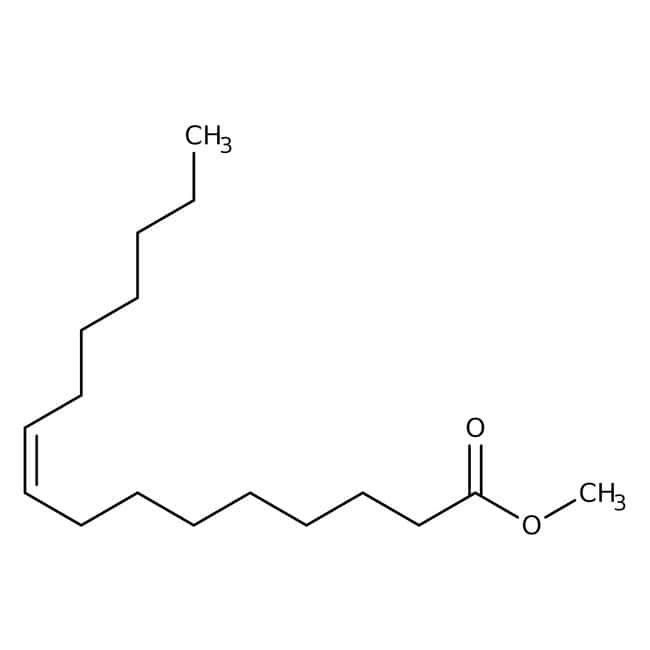 Methyl palmitoleate, 99%, analytical standard for GC, Acros Organics
