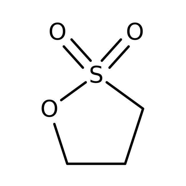 1,3-Propane sultone, 97%, ACROS Organics™ 1kg 1,3-Propane sultone, 97%, ACROS Organics™
