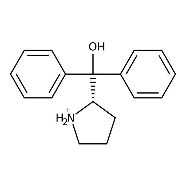 (S)-(-)-α,α-Diphenyl-2-pyrrolidinemethanol, 99+%, ACROS Organics™