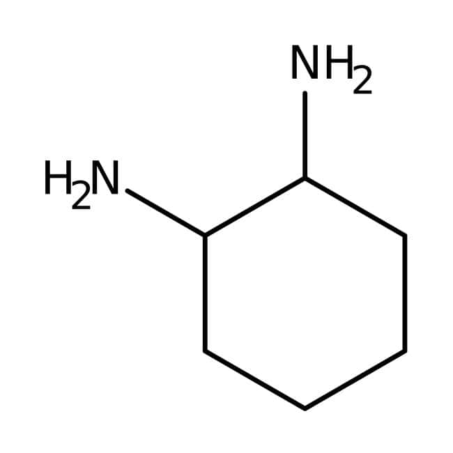 ( )-trans-1,2-Diaminocyclohexane, 98%, ACROS Organics
