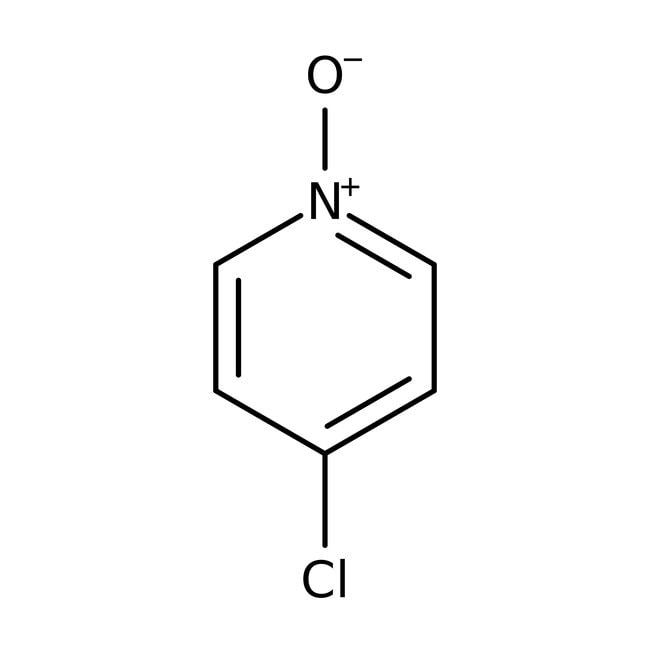 4-Chloropyridine-N-oxide, 98%, ACROS Organics