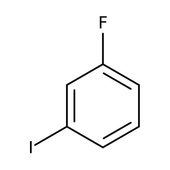 1-Fluoro-3-iodobenzene, 99%, stabilized, ACROS Organics