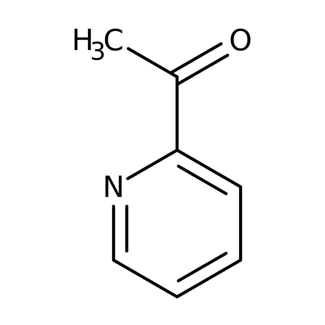 2-Acetylpyridine, 98%, ACROS Organics™ 25g; Glass bottle 2-Acetylpyridine, 98%, ACROS Organics™