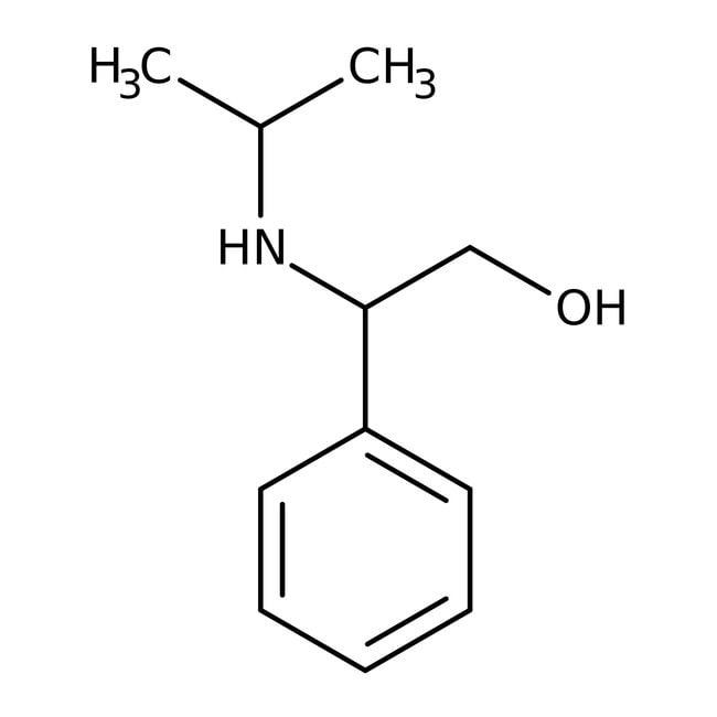 (R)-2-Isopropylamino-2-phenylethanol 98.0+%, TCI America™