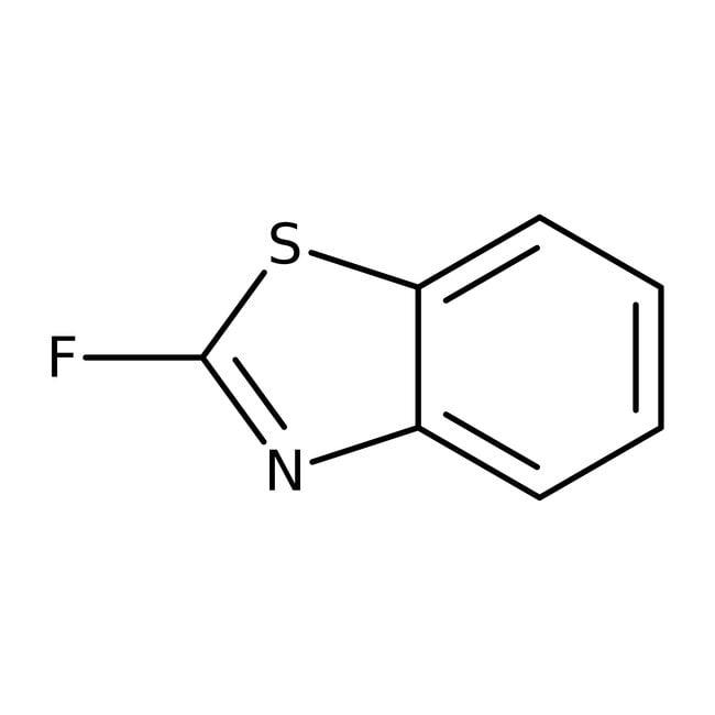 Alfa Aesar™2-Fluorobenzothiazole, 99% 1g Alfa Aesar™2-Fluorobenzothiazole, 99%