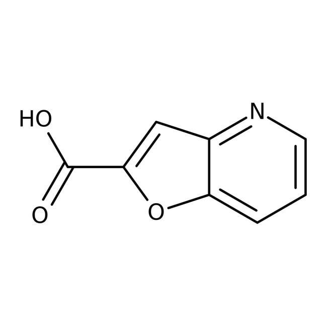Furo[3,2-b]pyridine-2-carboxylic acid, 97%, Alfa Aesar™ 250mg Furo[3,2-b]pyridine-2-carboxylic acid, 97%, Alfa Aesar™