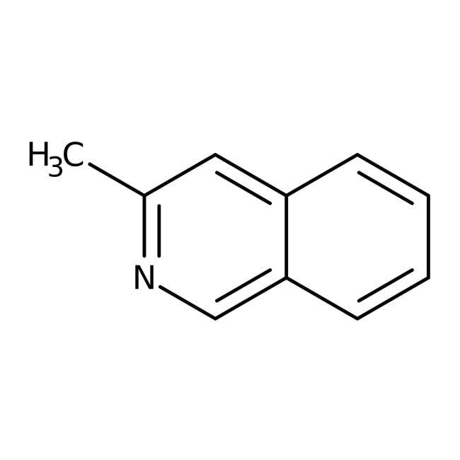 3-Methylisoquinoline, 98%, ACROS Organics™