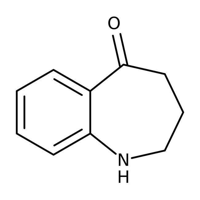 1,2,3,4-Tetrahydrobenzazepine-5-one, 97%, ACROS Organics