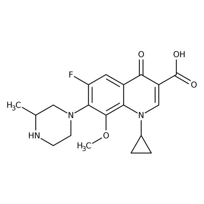 Alfa Aesar™Gatifloxacin sesquihydrate