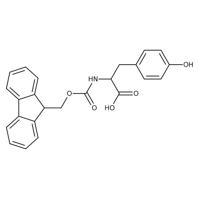 Alfa Aesar™N-Fmoc-D-tyrosine, 97% 1g Alfa Aesar™N-Fmoc-D-tyrosine, 97%