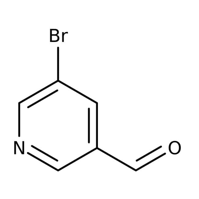 5-Bromo-3-pyridinecarboxaldehyde, 97%, ACROS Organics™