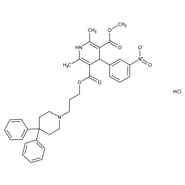 (S)-(+)-Niguldipine hydrochloride, Tocris Bioscience