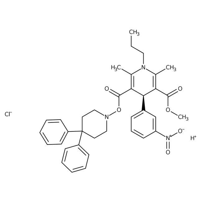 (R)-(-)-Niguldipine hydrochloride, Tocris Bioscience