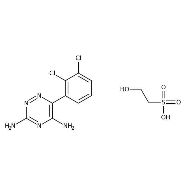 Lamotrigine isethionate, Tocris Bioscience™ 10mg Lamotrigine isethionate, Tocris Bioscience™
