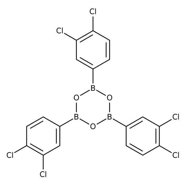 2,4,6-Tris(3,4-dichlorophenyl)boroxin 98.0 %, TCI America