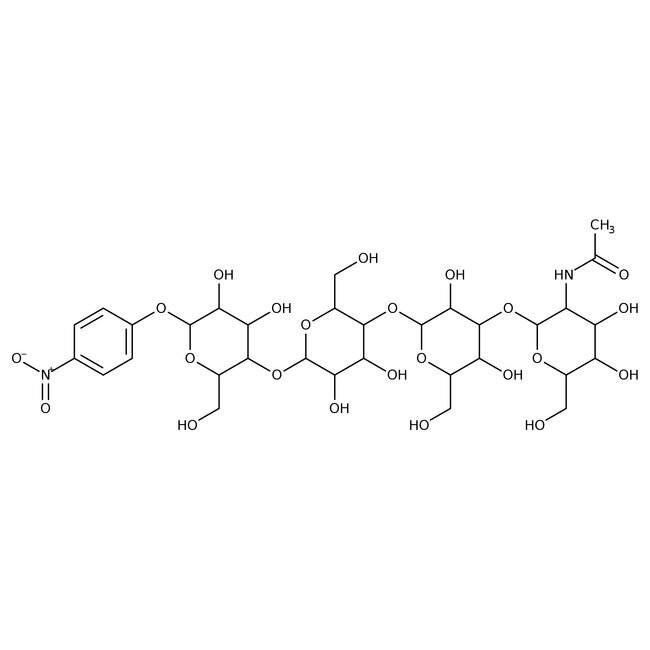 GalNAc beta(1-3)Gal alpha(1-4)Gal beta(1-4)Glc-beta-pNP 88.0 %, TCI America
