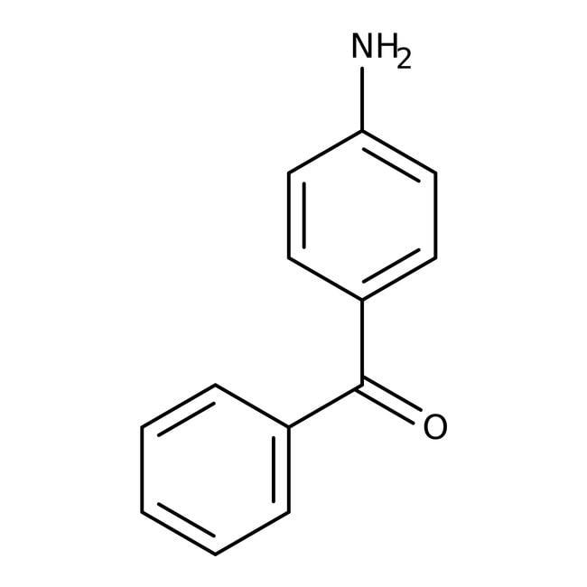 4-Aminobenzophenon 98%, ACROS Organics™ 25 g-Glasflasche 4-Aminobenzophenon 98%, ACROS Organics™