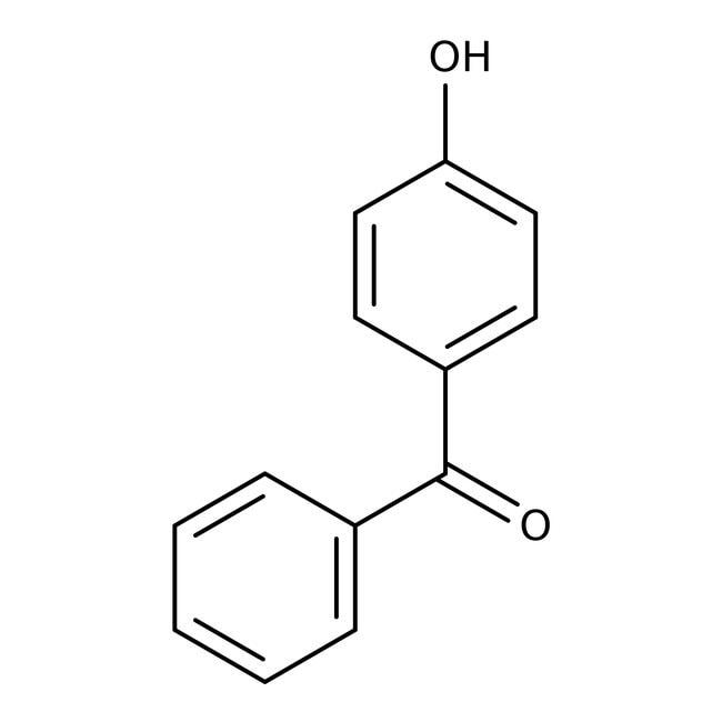 4-Hydroxybenzophenone, 98+%, Acros Organics