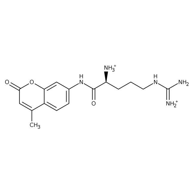 L-Arginine 7-amido-4-methylcoumarin dihydrochloride, 98%, ACROS Organics