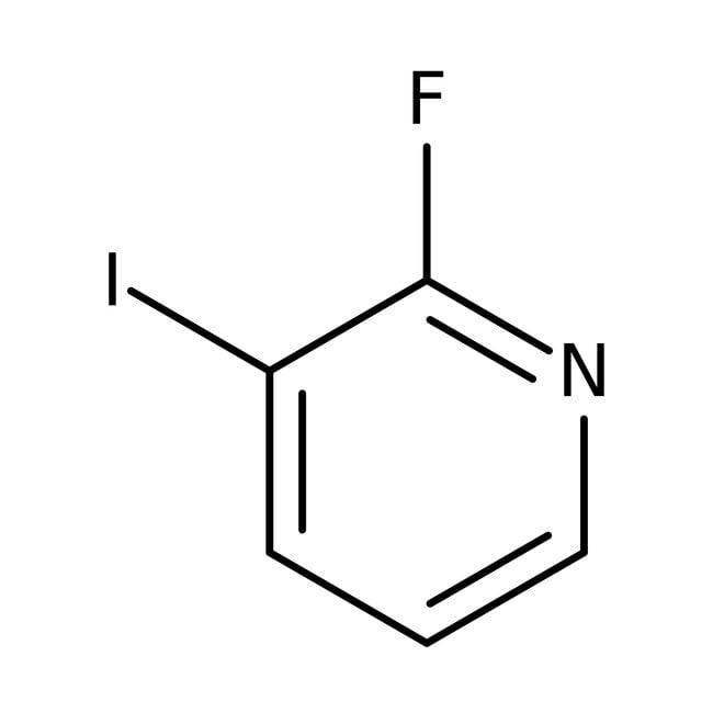 2-Fluoro-3-iodopyridine, 95%, Acros Organics