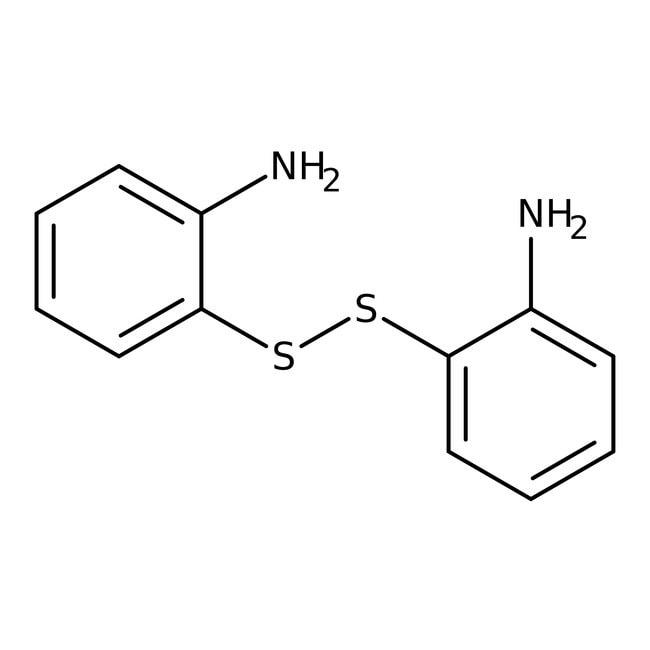 Alfa Aesar™2,2'-Diaminodiphenyl disulfide, 97%