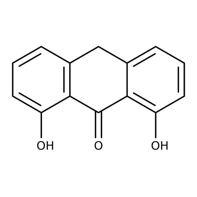 1,8,9-Trihydroxyanthracene, 97%, Acros Organics